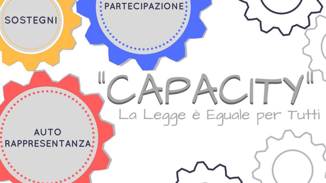 Capacity: la legge è eguale per tutti